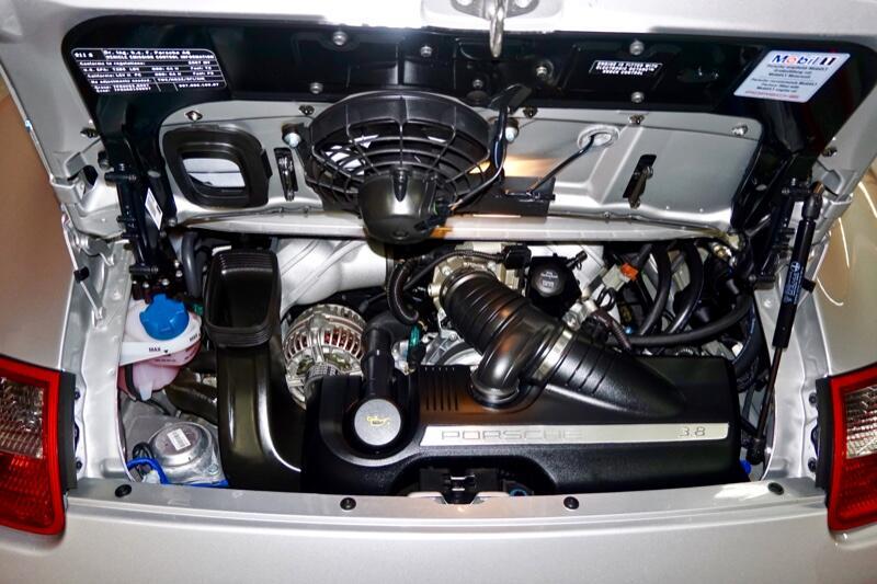 2007 Porsche C4S