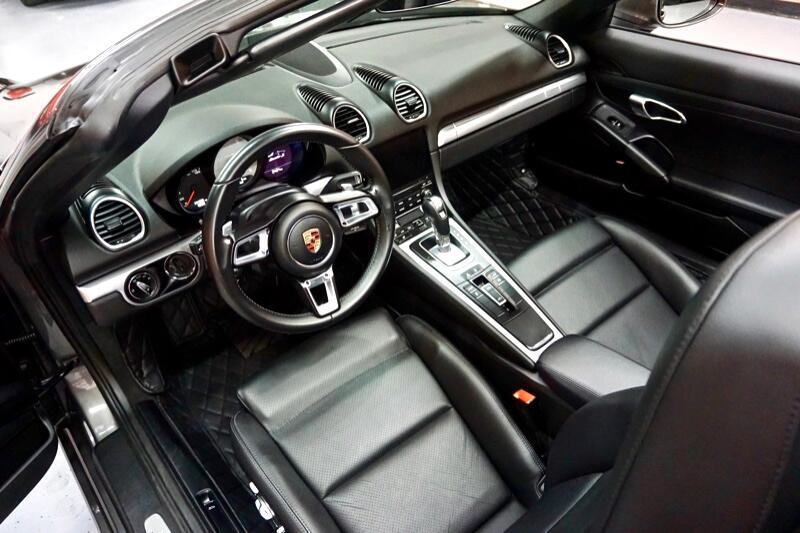 Porsche 718 Boxster S 2017