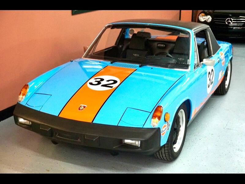 Porsche 914/6  1975