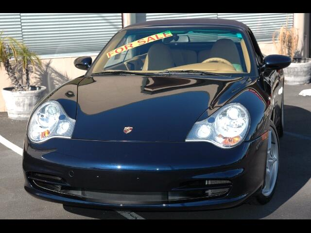 2004 Porsche 911 Carrera 2dr Carrera Cpe 6-Spd Manual