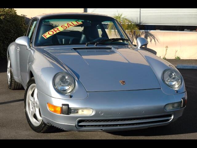 1996 Porsche 993