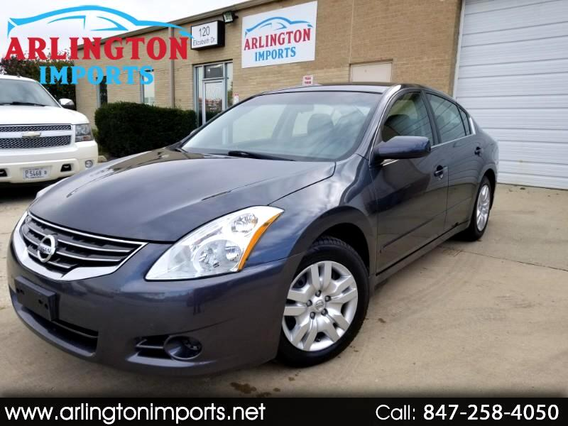 Arlington Heights Nissan >> Used 2011 Nissan Altima 2 5 S For Sale In Arlington Heights