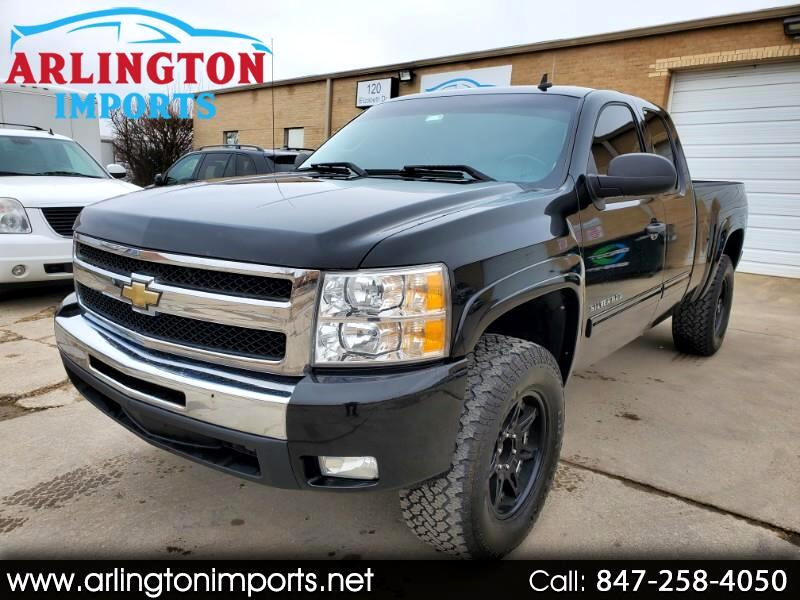 Chevrolet Silverado 1500 LT2 Ext. Cab Long Box 4WD 2010