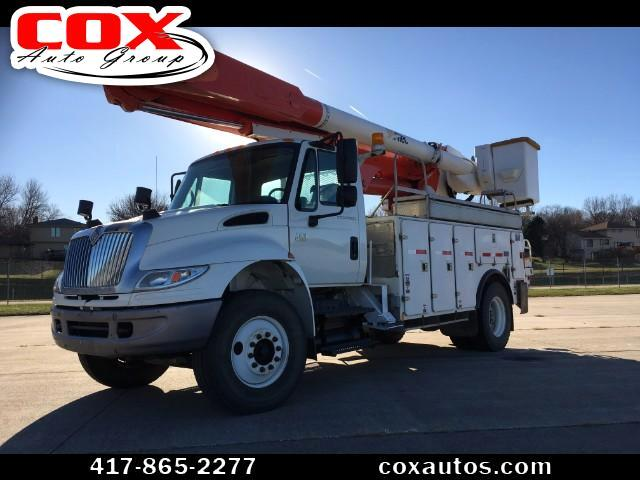 2007 International 4400 Bucket Truck