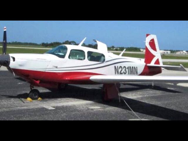 1982 Mooney M20 Rocket Conversion M20K
