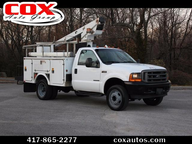 2001 Ford F-450 SD Regular Cab 2WD DRW Bucket Truck