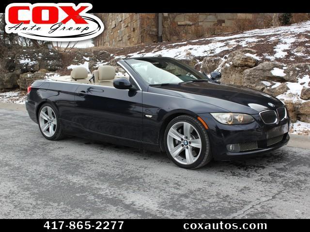 2010 BMW 3-Series 335i Convertible