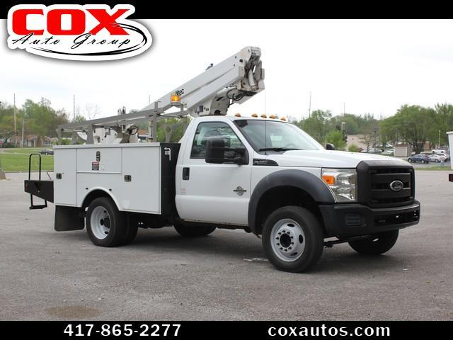 2011 Ford F-450 SD Altec AT200A Bucket Truck