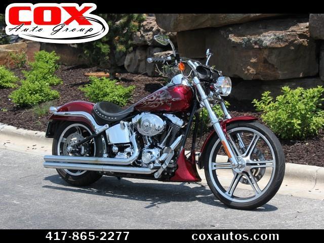 2001 Harley-Davidson FXSTD Softail Deuce