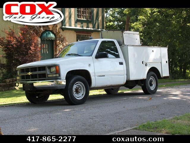 2000 Chevrolet C/K 3500 Service Truck