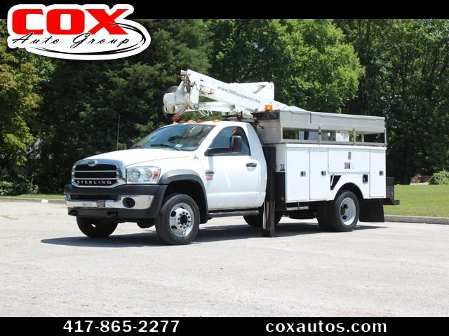 2009 Sterling Bullet Altec AT37G Bucket Truck