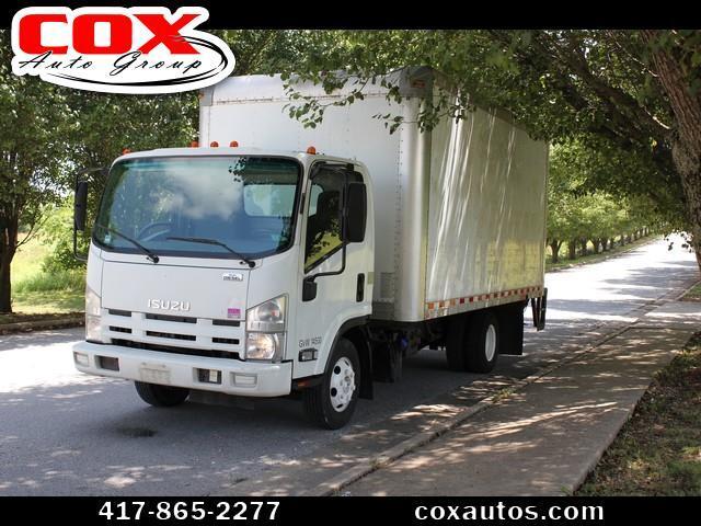 2012 Isuzu NPR Box Truck