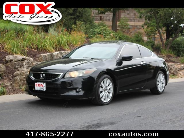 2008 Honda Accord EX-L V-6 Coupe AT