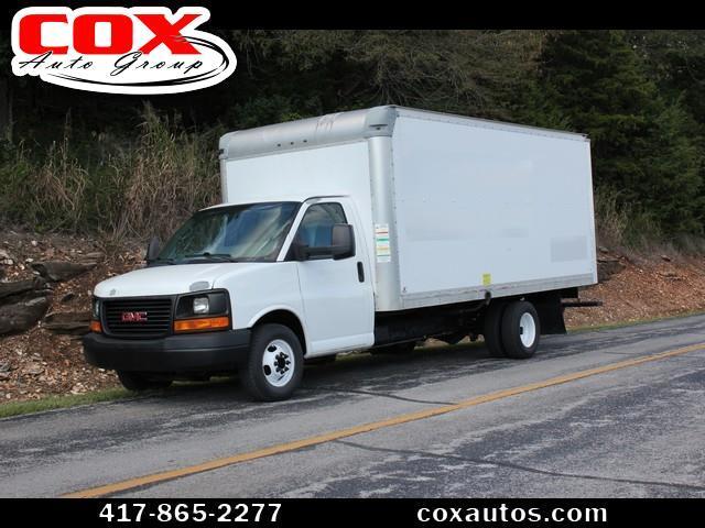 2011 GMC Savana G3500 Box Truck
