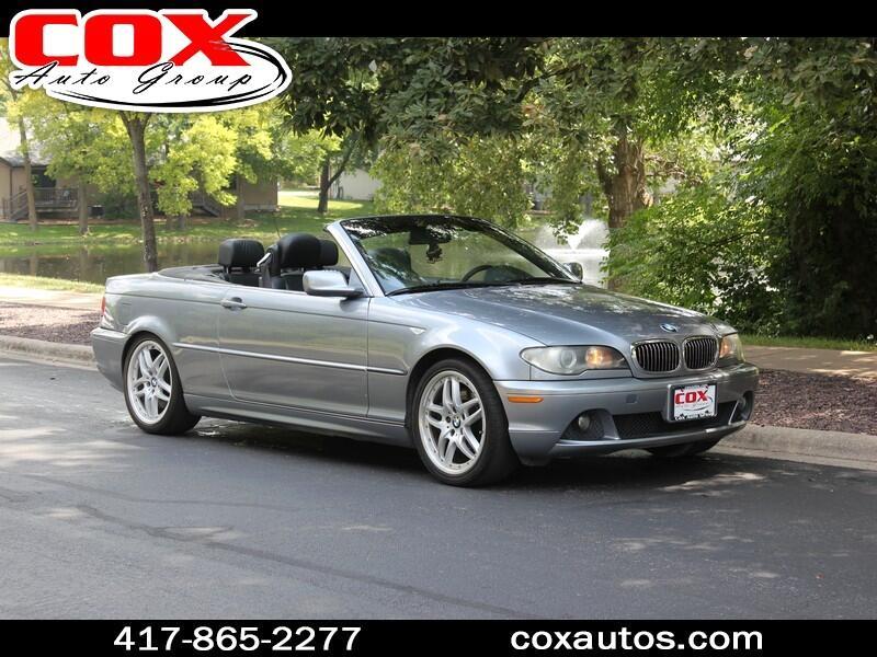 BMW 3-Series 330Ci convertible 2004