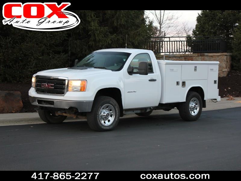 2011 GMC Sierra 3500HD Service Bed Work Truck 4WD