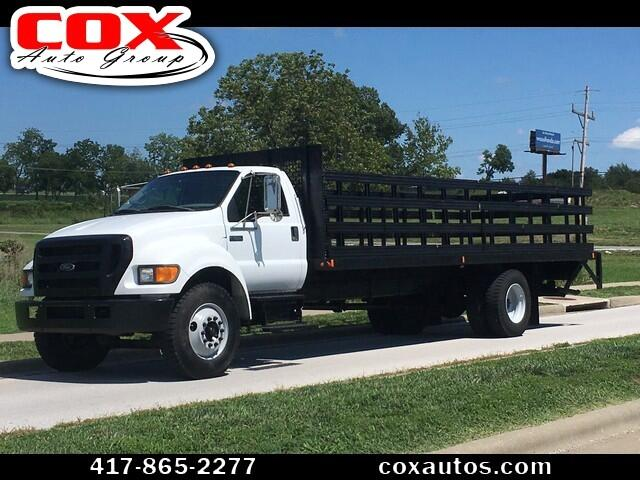 2004 Ford F-650 24ft Stake Bed