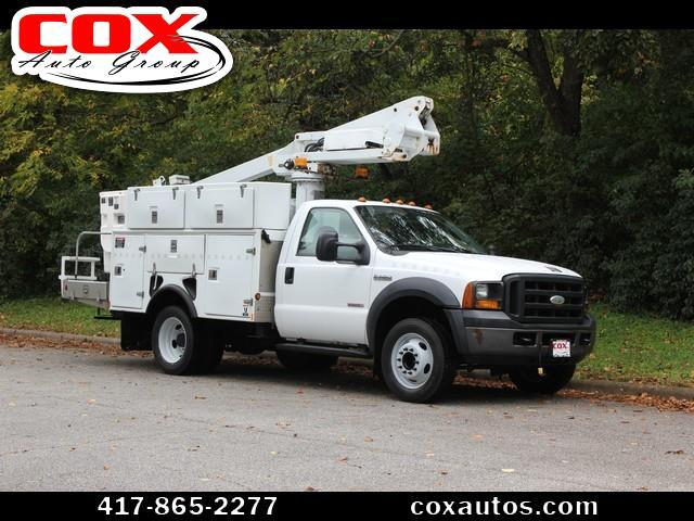 2006 Ford F-550 Altec AT235 Bucket Truck