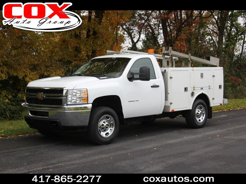 2011 Chevrolet Silverado 2500HD Service Truck