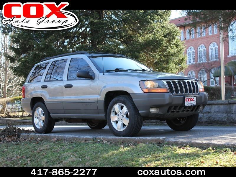 2000 Jeep Grand Cherokee Laredo 4x4