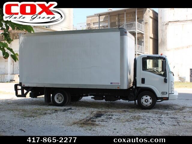 2010 Isuzu NPR Box Truck