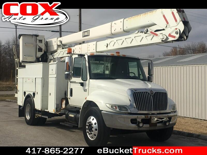 2006 International 4300 Terex Optima HRX55 Bucket Truck