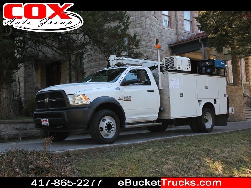 2014 RAM 5500 Stellar 5521 Mechanics Truck