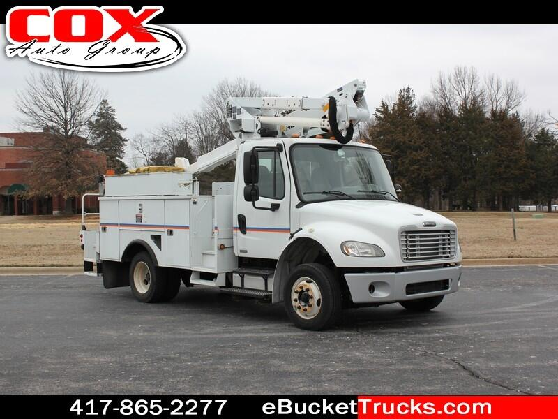 2010 Freightliner M2 106 Medium Duty Altec AT37G Bucket Truck