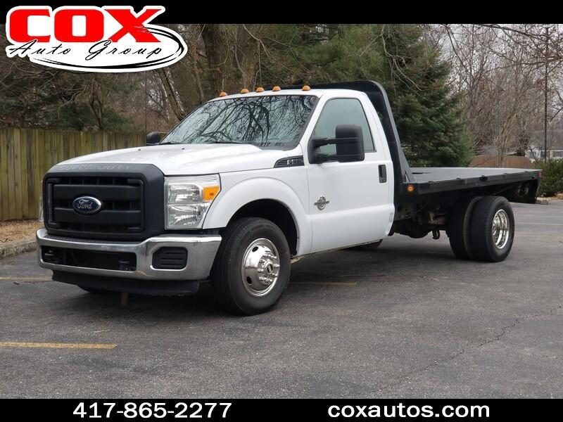 2011 Ford F-350 SD XL DRW Flatbed