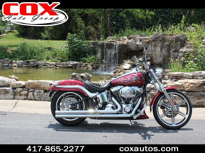 2001 Harley-Davidson FXSTD Softtail Duece