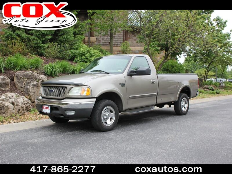 2003 Ford F-150 XLT Long Bed 4WD