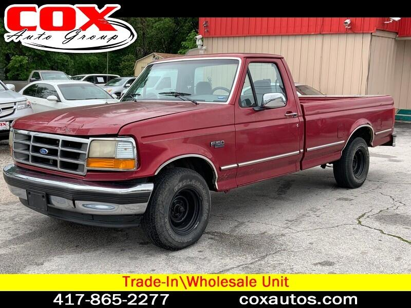 1994 Ford F-150 XLT Reg. Cab Long Bed