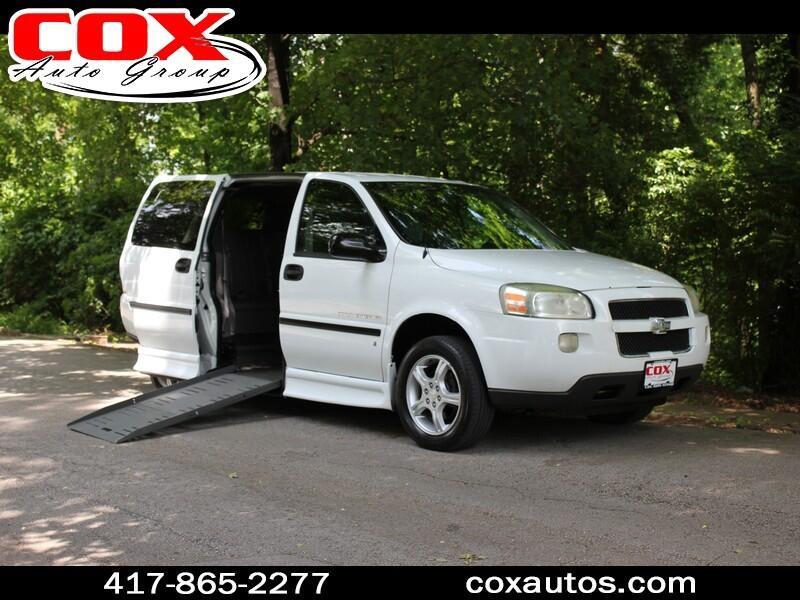 2006 Chevrolet Uplander BraunAbility Entervan