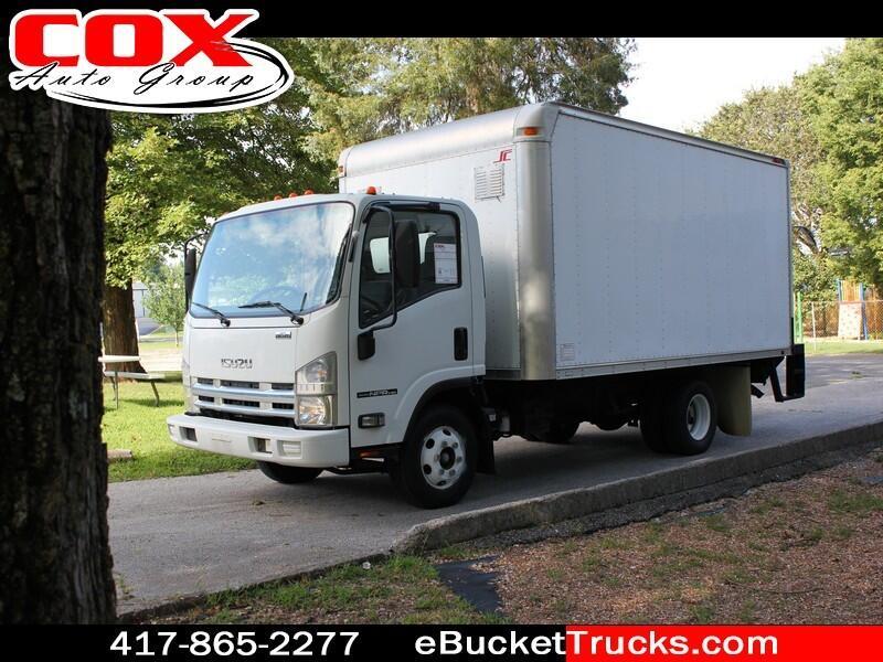 2008 Isuzu NPR Box Truck