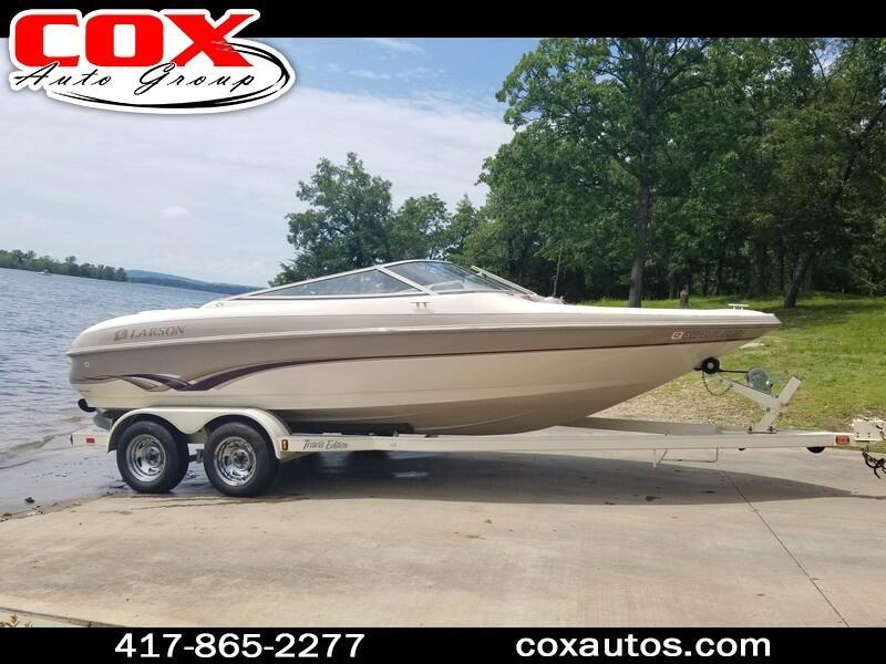 1999 Larson 206 LXi Boat