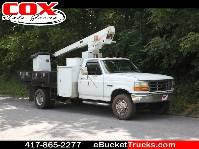 1996 Ford F-450 SD EOH Bucket Truck