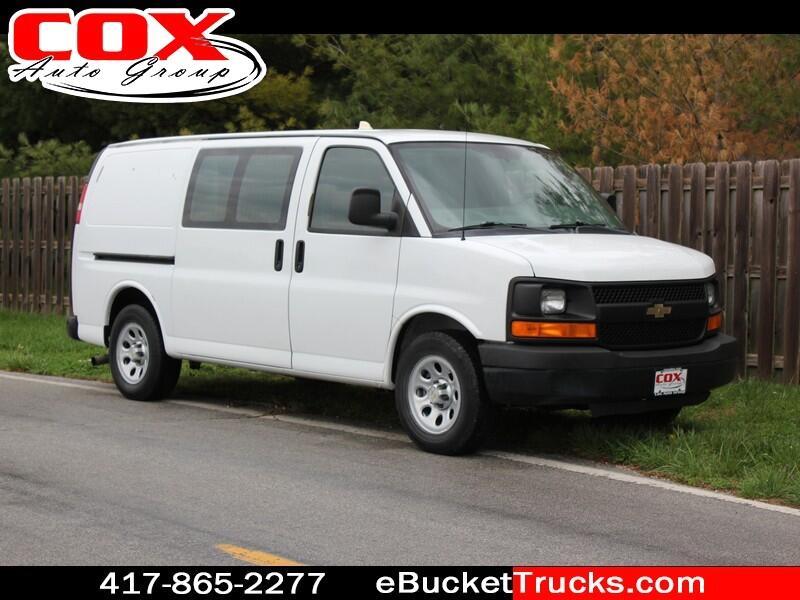 Chevrolet Express 1500 Cargo 2012