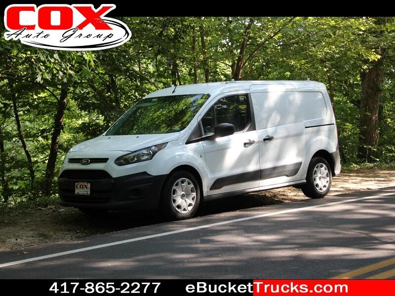 Ford Transit Connect Cargo Van XL LWB w/Rear 180 Degree Door 2016