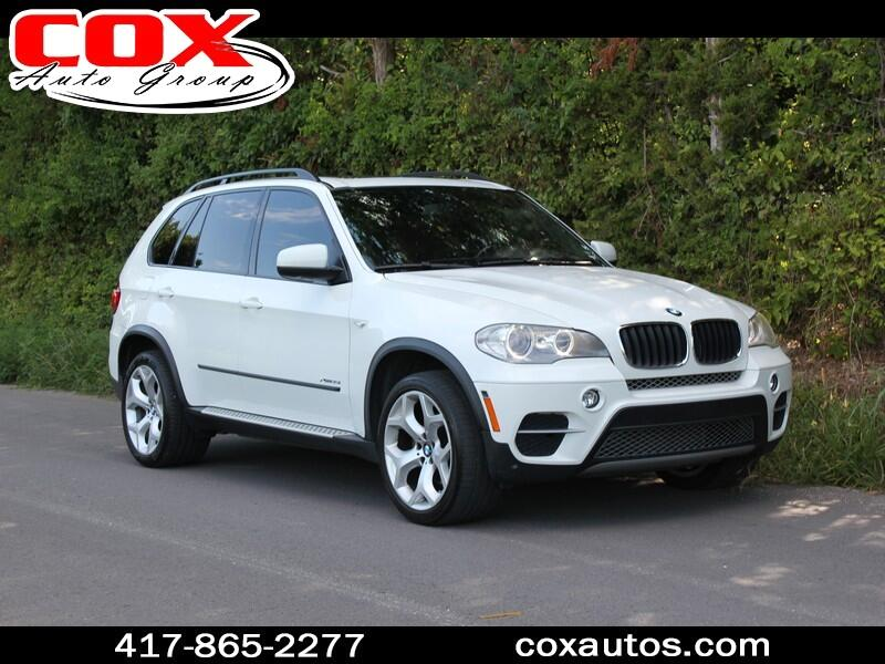 BMW X5 xDrive35i Sports Activity Vehicle 2012