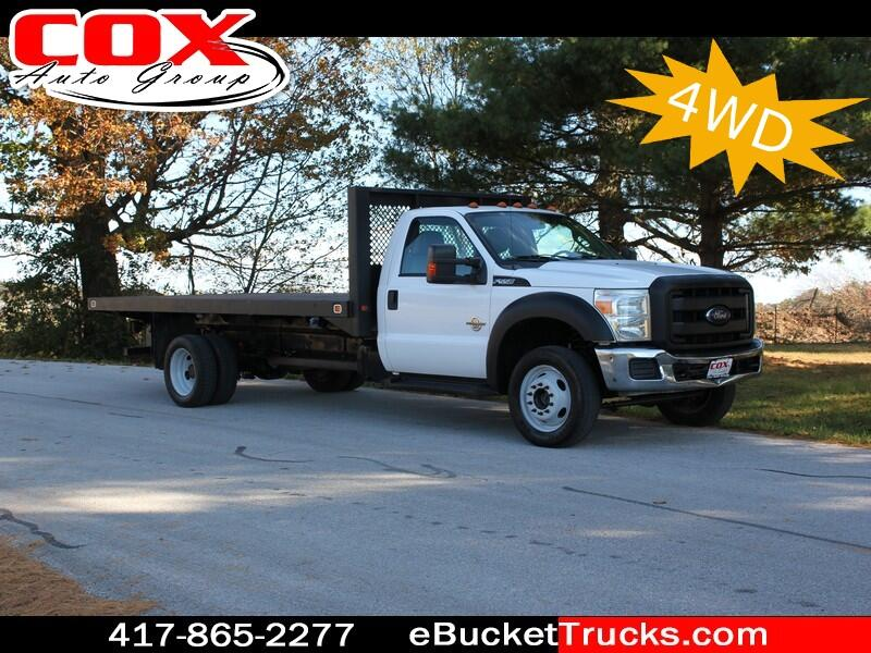 Ford F-550  2016
