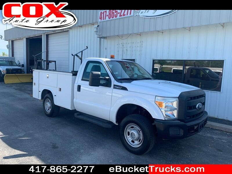 Ford F-250 SD XLT 4WD 2011