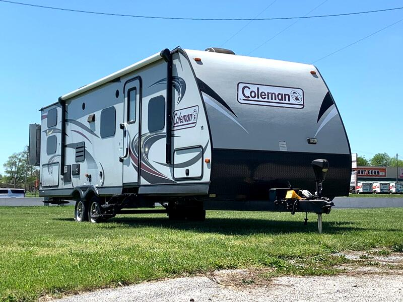 Coleman Travel Trailer  2015