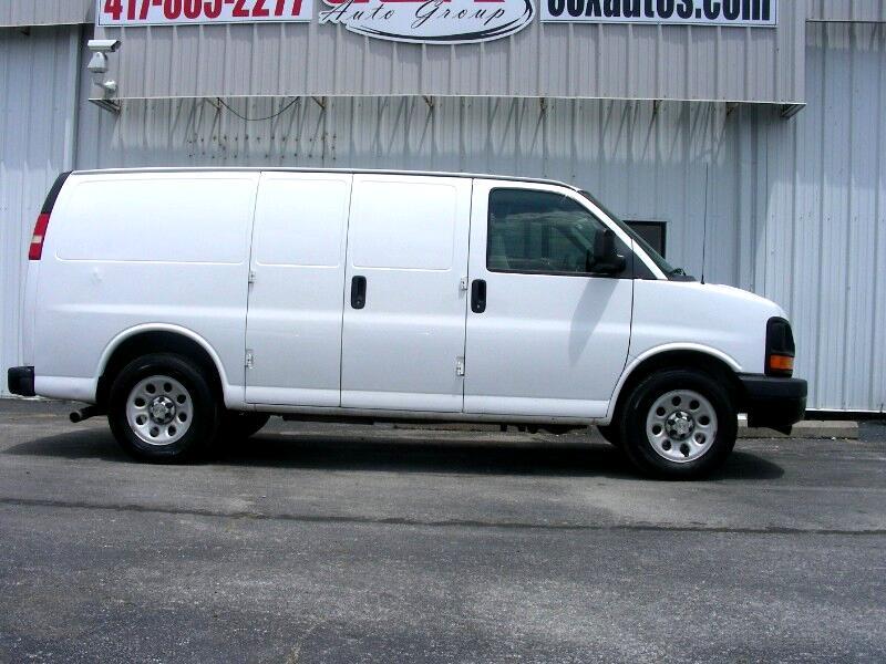 Chevrolet Express 1500 Cargo 2014