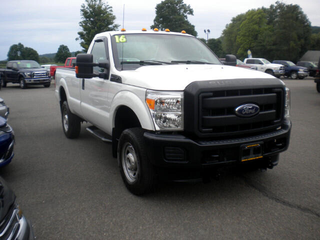 2016 Ford F-350 SD XL 4WD