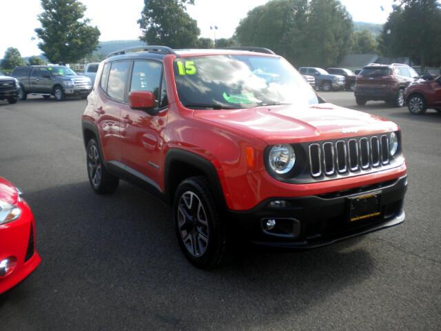 2015 Jeep Renegade Latitude 4WD