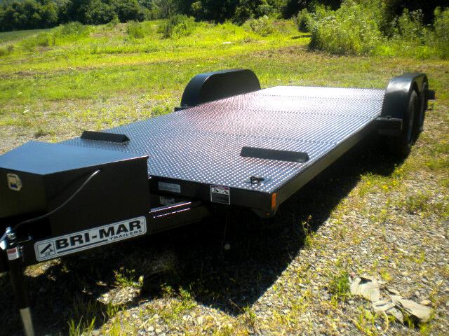 2018 Bri-Mar Tilt 20 FT HYDRAULIC TILT CAR HAULER 10K