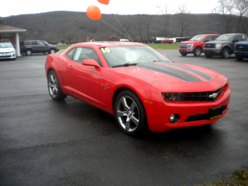 2010 Chevrolet Camaro 2dr Cpe RS