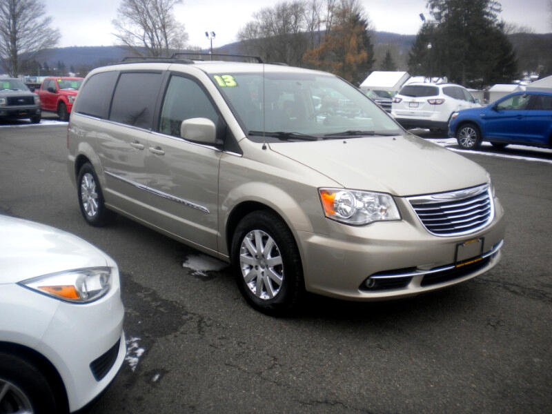 used 2013 chrysler town country touring for sale in norwich ny 13815 north norwich motors. Black Bedroom Furniture Sets. Home Design Ideas