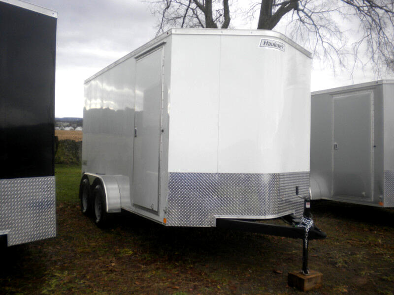 2019 Haulmark Enclosed Trailer TSV714T2 7X15 WITH RAMP   7K