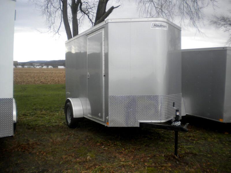 2019 Haulmark Enclosed Trailer TSV610S2  6X10 WITH RAMP   3K